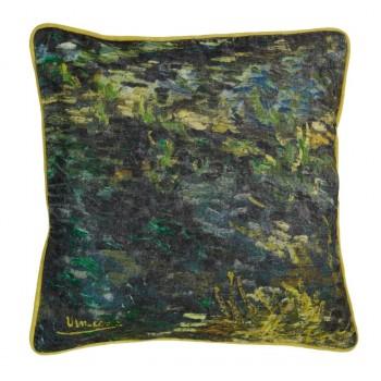 Van Gogh Sierkussen Paintbrush, Green