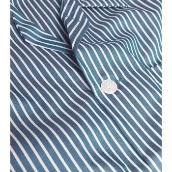 Derek Rose Pyjama, Blauw