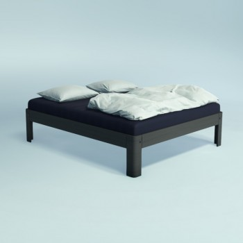 Auping Bed Auronde 2000, Dark Blue Oak