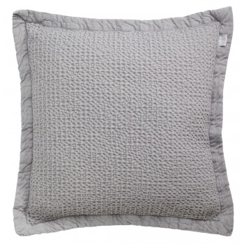 Grand Design Sierkussen Waffle, Light Grey