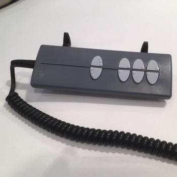 Auping Handset met kabel 3-motorig