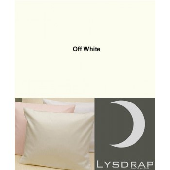 Lysdrap Sloop Satijn, Off White Uni