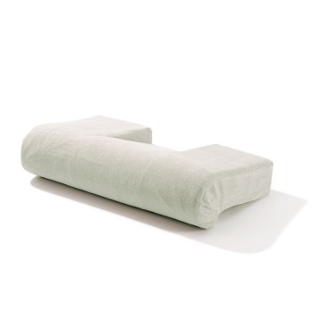 Meijers Sloop Pillow Norm./Extra Comfort, 3-delig