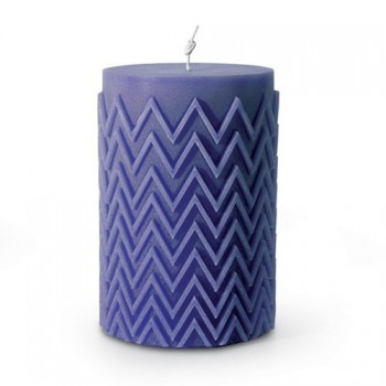 Missoni Home Kaars Chevron Candle, Kleur 49
