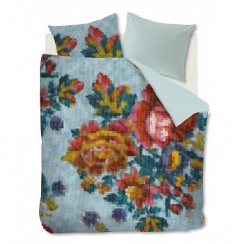 Oilily Dekbedovertrek Floral Mosaic, Multi