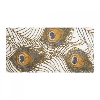 Abyss & Habidecor Badmat Peacock, Kl.800