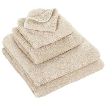 Abyss & Habid. Handdoek Super Pile, Ecru