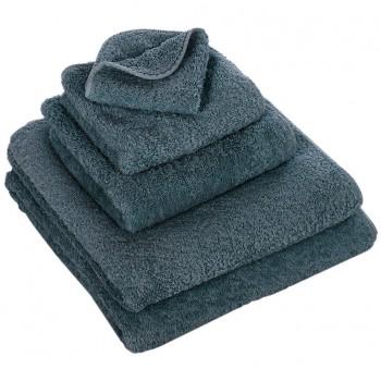 Abyss & Habid. Handdoek Super Pile, Bluestone