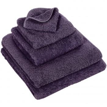 Abyss & Habid. Handdoek Super Pile, Lila