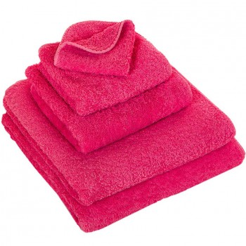 Abyss & Habid. Handdoek Super Pile, Happy Pink
