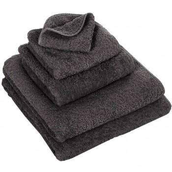 Abyss & Habid. Handdoek Super Pile, Grijs