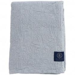 Grand Design Bedsprei Floral Quilt, Grey
