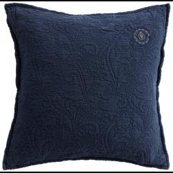 Grand Design Sierkussen Floral Quilt, Blue