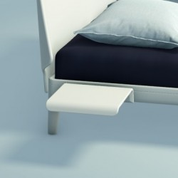 Auping Bedtafel Essential, Pure White