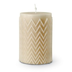 Missoni Home Kaars Chevron Candle, Kleur 21