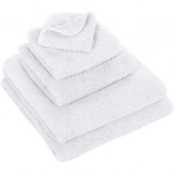 Abyss & Habid. Handdoek Super Pile, Wit (100)