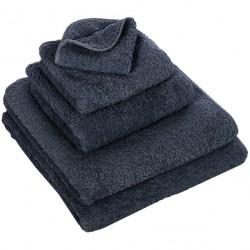 Abyss & Habid. Handdoek Super Pile, Denim (307)