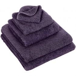 Abyss & Habid. Handdoek Super Pile, Lila (420)