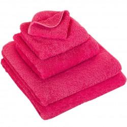Abyss & Habid. Handdoek Super Pile, Happy Pink (570)