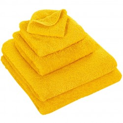 Abyss & Habid. Handdoek Super Pile, Banaan (830)