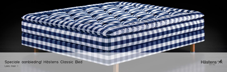 Hästens Classic Bed