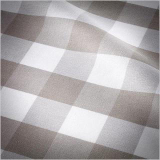 Silver Grey Check