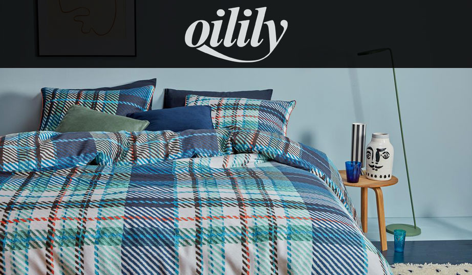 oilily beddengoed